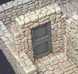 TAB082 - Fieldstone Steel Door Section