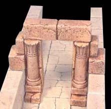 TAB033 - Egyptian Doorway 01