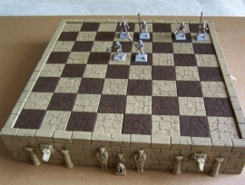 TAB010 - Egyptian Chess Board 01