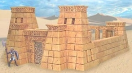 TAB152 - Egyptian Fort 01