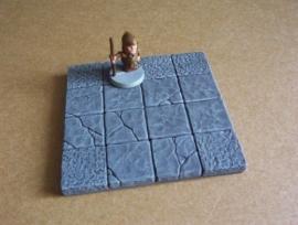 TAB481 - Medieval Gothic 4x4 floorplate 14