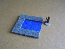 TAB476 - Medieval Gothic 4x4 floorplate 09