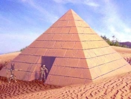 TAB162 - Egyptian Pyramid 01