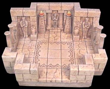 TAB041 - Egyptian Mummy Shrine
