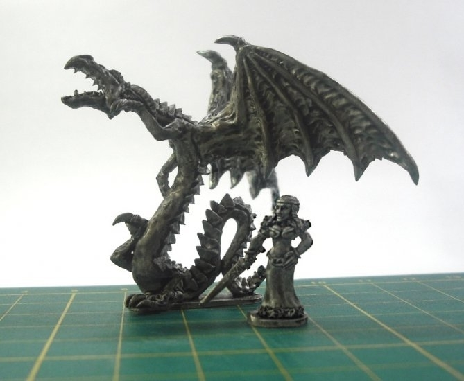BHW-005 - Dragon Fledgling and Mistress