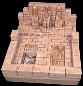 TAB029 - Egyptian Burial Chamber