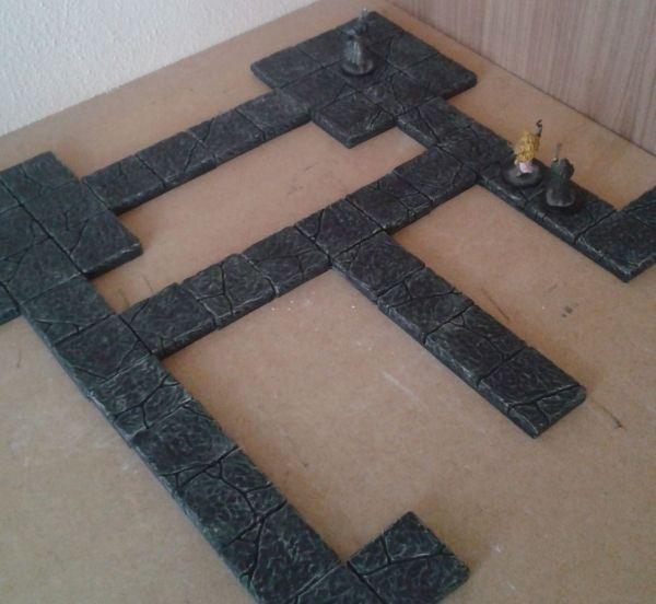 TAB550 - Dark Dungeon Style Starter