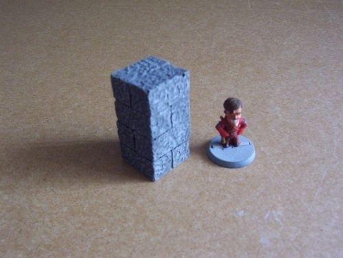 TAB462 - Medieval Gothic Pillar 01