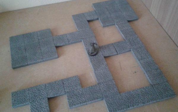 TAB517 - Gothic Dungeon Style Starter