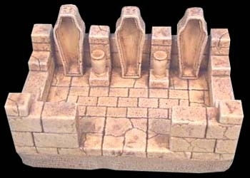 TAB031 - Egyptian Coffin Room