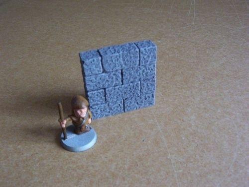 TAB491 - Medieval Gothic Wall 09