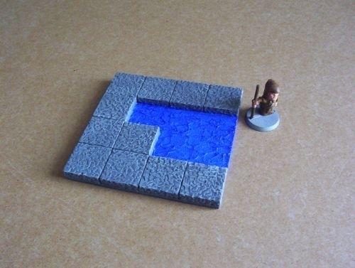 TAB475 - Medieval Gothic 4x4 floorplate 08