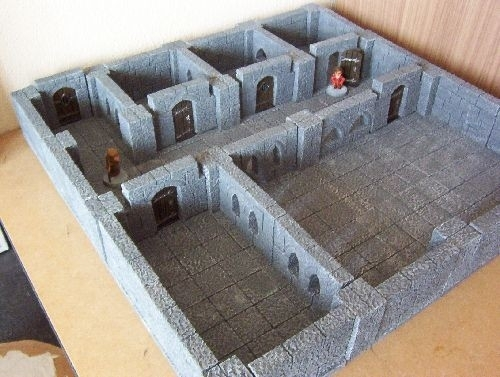 TAB460 - Medieval Gothic Building Set