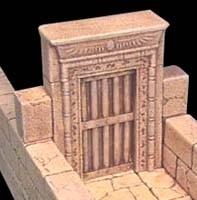 TAB034 - Egyptian Doorway 02