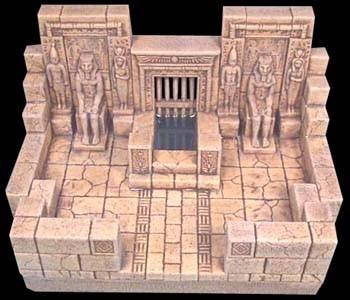 TAB036 - Egyptian Forbidden Pool Entrance