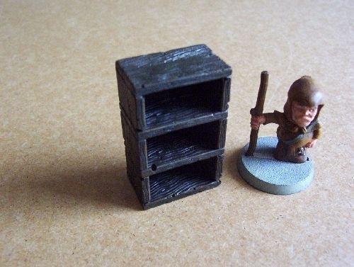TAB411 - Bookcase 02