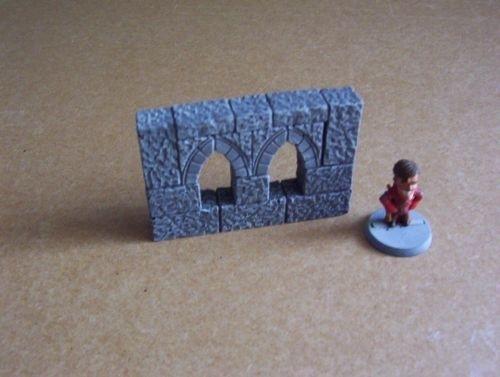 TAB464 - Medieval Gothic Wall 02