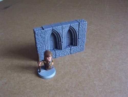 TAB486 - Medieval Gothic Wall 04
