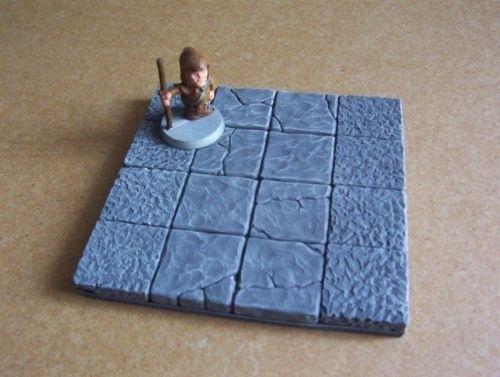 TAB480 - Medieval Gothic 4x4 floorplate 13