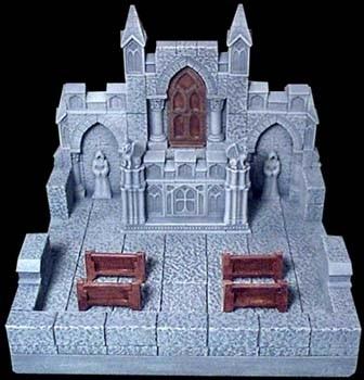TAB202 - Gothic Meeting Room