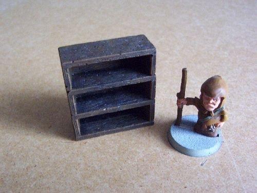 TAB407 - Bookcase 01