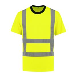 T-shirt RWS geel