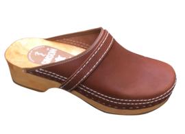 Schoenklomp Simson bruin