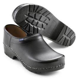 Sika 124 schoenklomp Traditioneel dicht zwart PU dichte hak