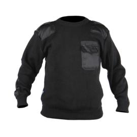 Storvik Pullover Dampier zwart