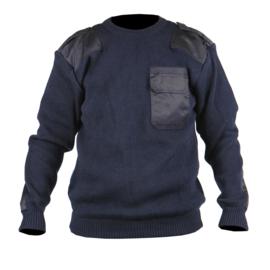 Storvik Pullover Dampier blauw