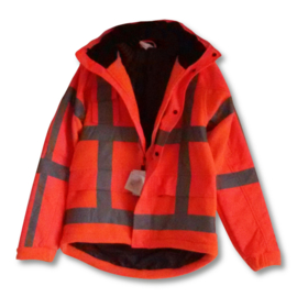 Fleece jack wind en waterdicht RWS