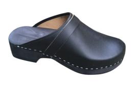 Schoenklomp zwart