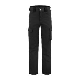 Werkbroek polyester/katoen zwart