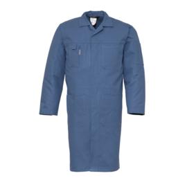 Havep Stofjas rafblauw katoen