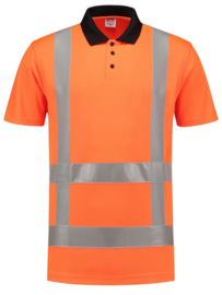Poloshirt RWS oranje