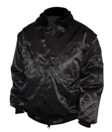M-wear pilot jacket zwart