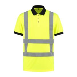 Poloshirt RWS geel