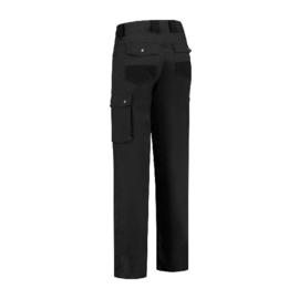 Werkbroek ripstop Polyester/katoen zwart