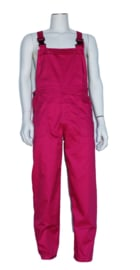 Top Rock Tuinoverall Fuchsia