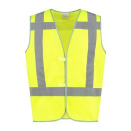 Veiligheidsvest RWS geel