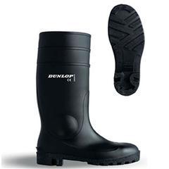 Dunlop Protomaster full safety zwart (S5)