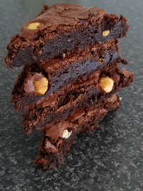 Hazelnoot Brownie