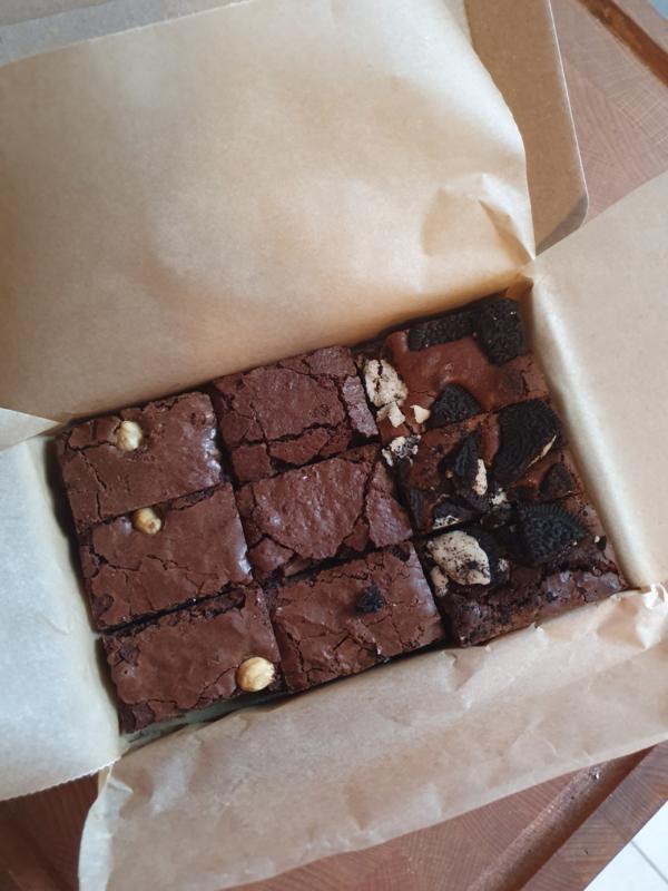 Assortiment Brownies