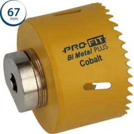 ProFit HSS Bi-metaal Plus gatzaag 67 mm 09041067