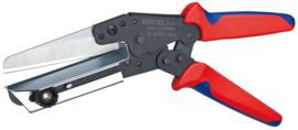 Knipex Scharen voor kunststof 95 02 21