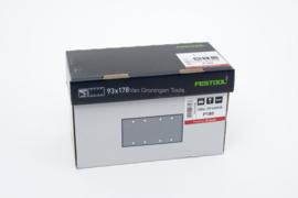 Festool Schuurstroken Granat STF 93X178 P180 GR/100 498938