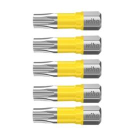 Wiha Bitset Y-bit 25 mm TX27 (5stuks) 41595