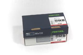 Festool Schuurstroken STF 80x133 P60 GR25 497118