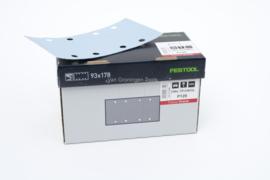 Festool Schuurstroken Granat STF 93X178 P120 GR/25 498936