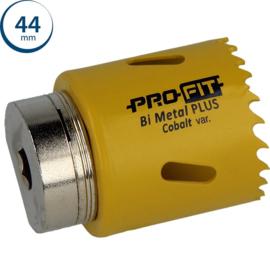 ProFit HSS Bi-metaal Plus gatzaag 44 mm 09041044